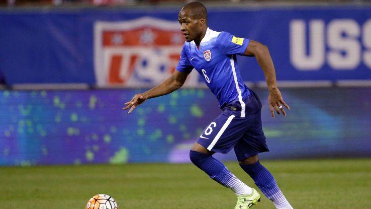 Darlington Nagbe fez sua estréia pelos  EUA na sexta-feira e poderia usar essa confiança nas playoffs  contra FC Dallas.