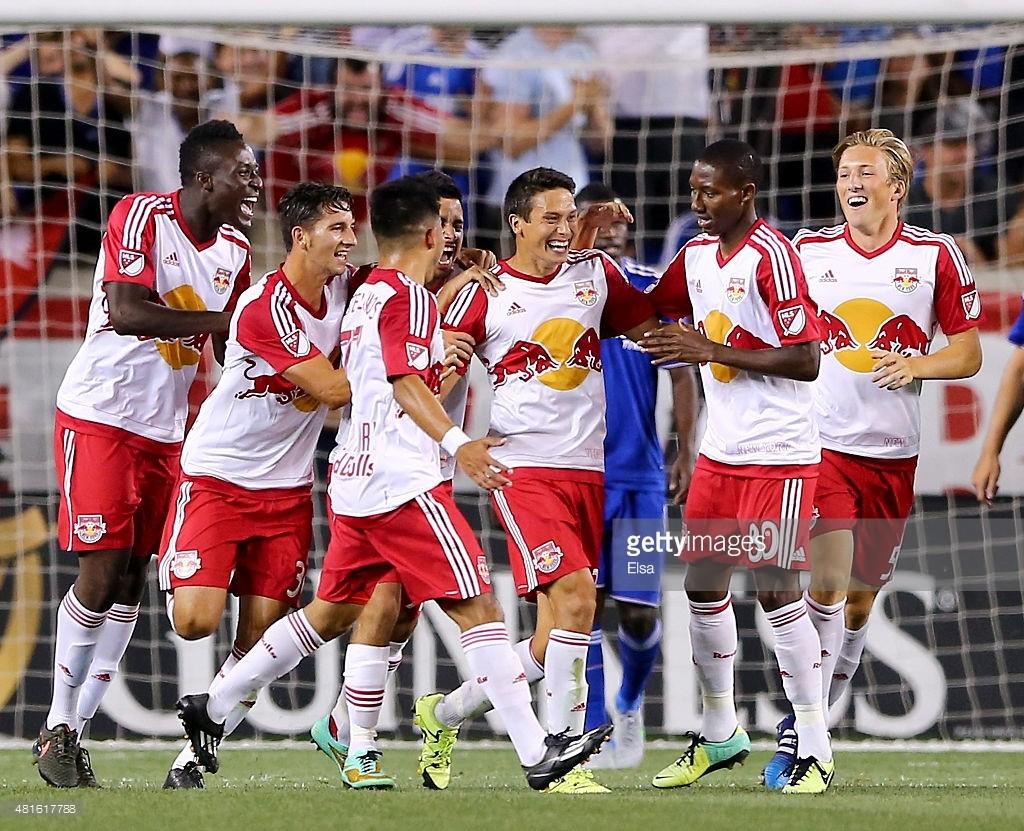 New York Red Bulls está mais uma vez nas finais da MLS