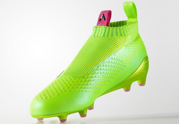 chuteira adidas rosa com verde