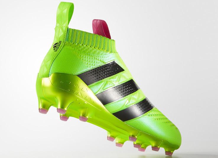 01b2ed6168d3f Adidas lança chuteira sem cadarço - Futebol no Planeta