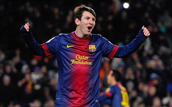 Lionel Messi foi criticado por alguns, mas ele responde com a beleza de jogo da equipe Barca.