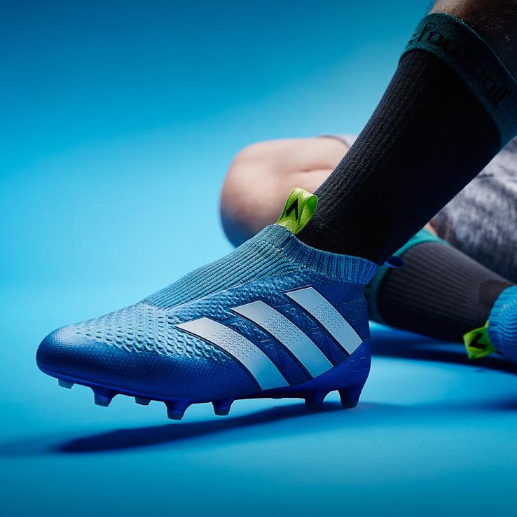 adidas-chuteira adidas-Adidas Ace 2016 PureControl-chuteira sem cadarco-5 a2e6c0736b804