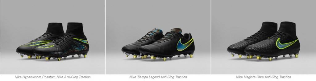 b4bd1aa95c Nova Chuteira Nike Anti-Clog que tira a lama da Chuteira - Futebol ...