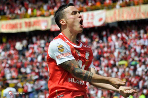 Um dos melhores jogadores do Santa Fé, Luis Seijas já está acertado com o Internacional
