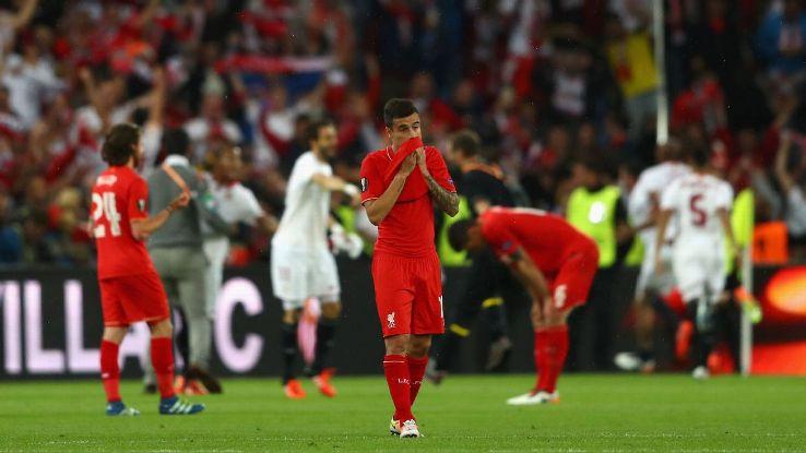 O seu canto cheirava oportunidade para o Sevilla.