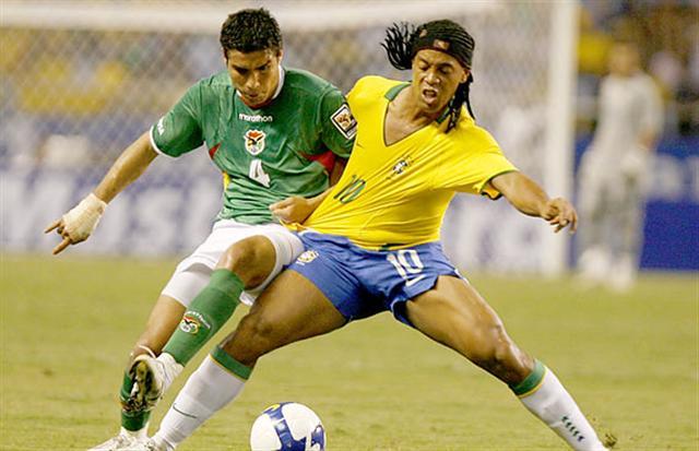 Em 2008, Brasil empatou em 0 a 0 com a Bolívia, no Engenhão: partida foi um dos retratos da seleção de Dunga