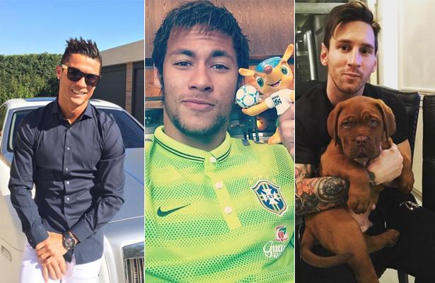 cristiano-ronaldo-neymar-lionel-messi-instagram