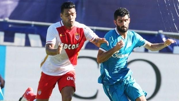 O Jogador já fez sua reestreia pelo Monaco contra o Zenit