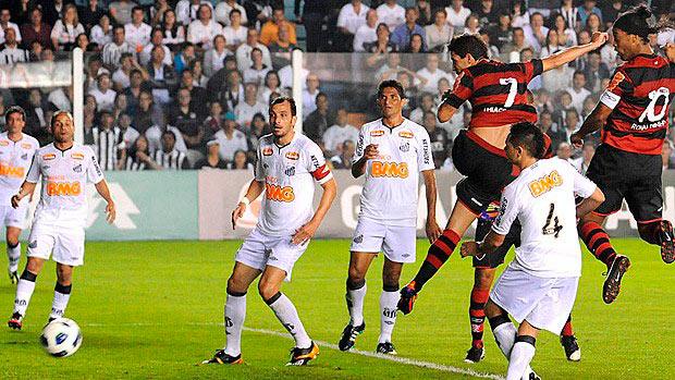 Santos-Flamengo-Brasileirao-2011