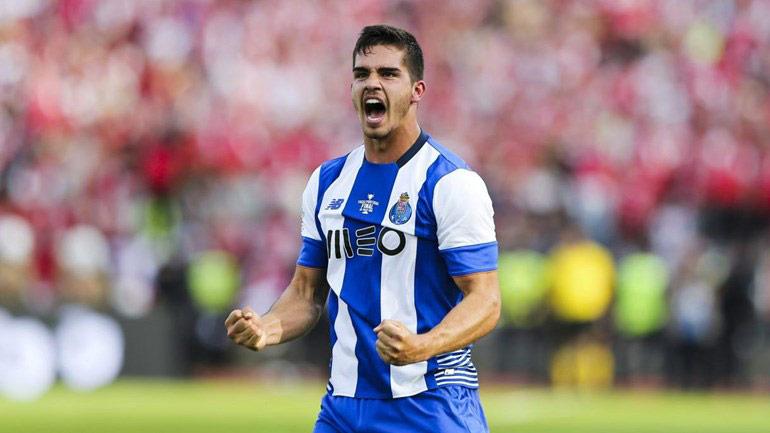 André Silva é uma das revelações do Porto para esta temporada e tem potencial para liderar a parte técnica do elenco.