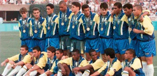 Nos jogos de Atlanta em 96 a seleção conquistou o bronze com uma derrota desastrosa para a Nigéria na prorrogação