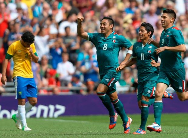Nos últimos jogos olímpicos em 2012, o Brasil perdeu a final para o México e acabou ficando com a medalha de prata.