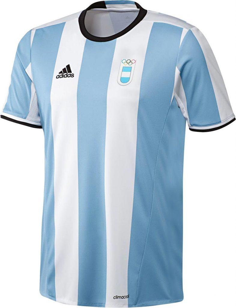 camisa-argentina-olimpiadas-rio-2016