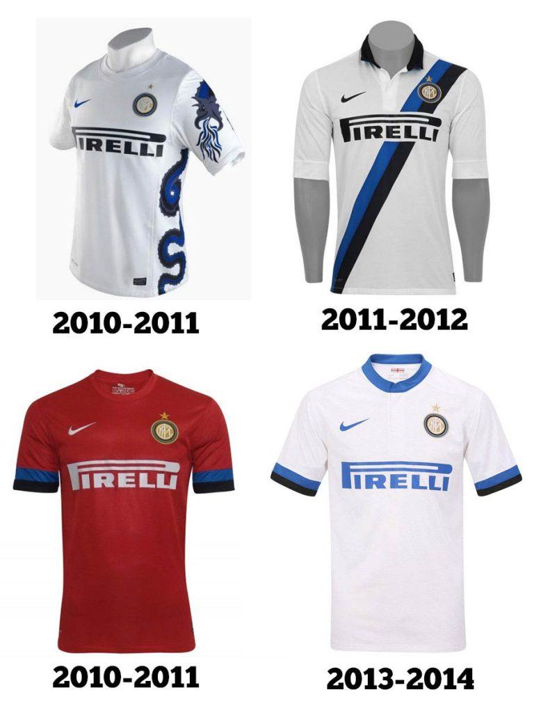 As Camisas Da Inter De Mil U00e3o Futebol No Planeta