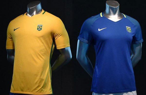 camisas_selecao_brasileira_olimpiadas_2016