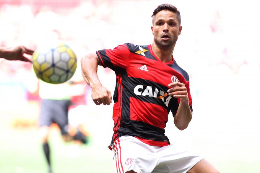 Diego, reforço do Fla para 2016