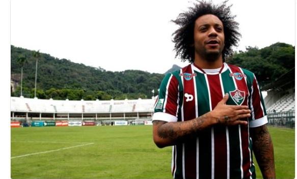 Muito querido pela torcida do Fluminense, Marcelo disputou somente 30 jogos com a camisa do clube