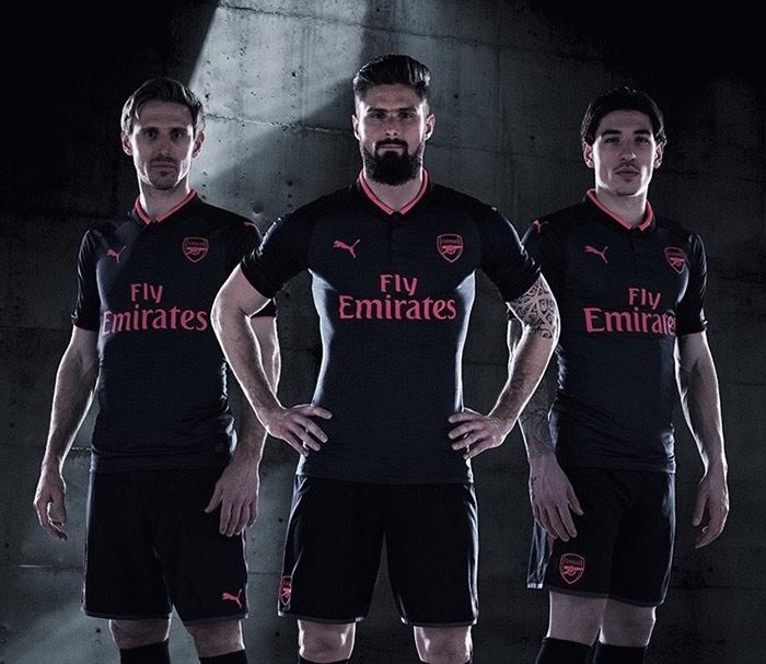 Camisa Puma Arsenal