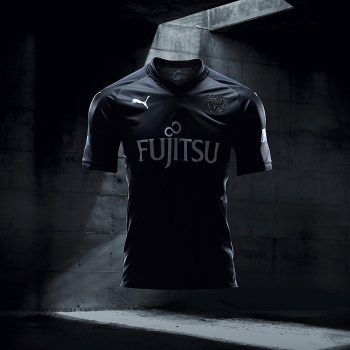 Camisa Puma Kawasaki Frontale