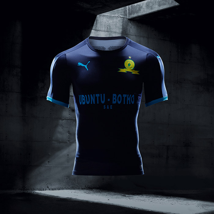 Camisa Puma Mamelodi Sundowns