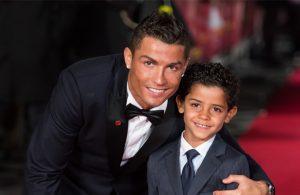 Chuteiras de Cristiano Ronaldo