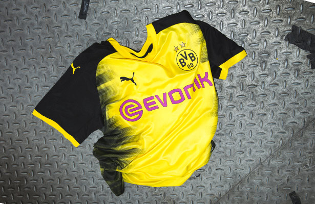 Nova Camisa do Borussia Dortmund