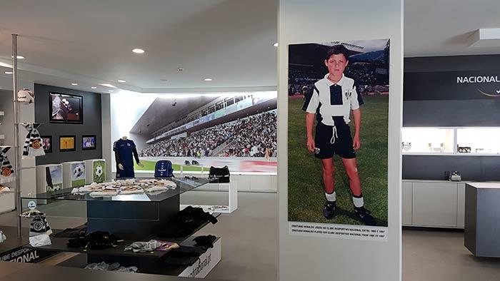 museu de futebol do nacional em Portugal