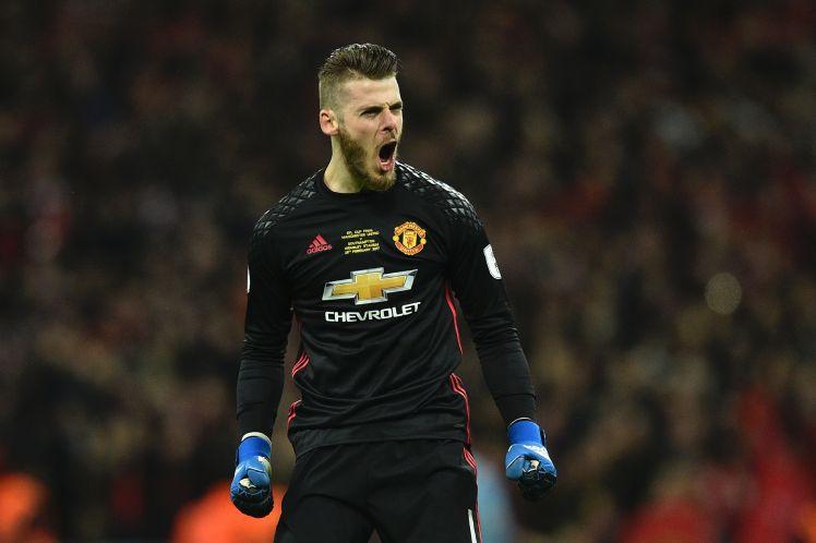 Seleção do campeonato inglês - David de Gea Manchester United