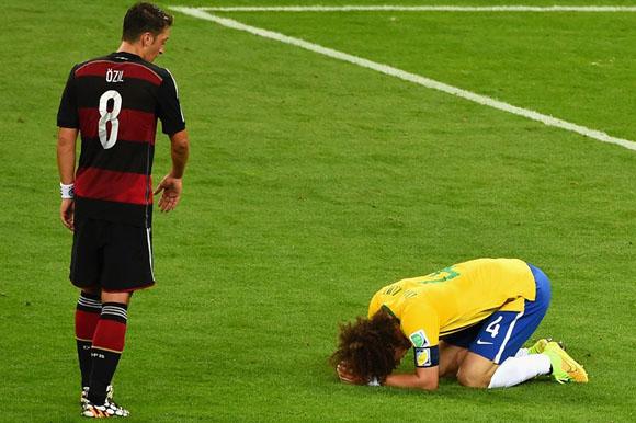 Goleadas - Brasil x Alemanha