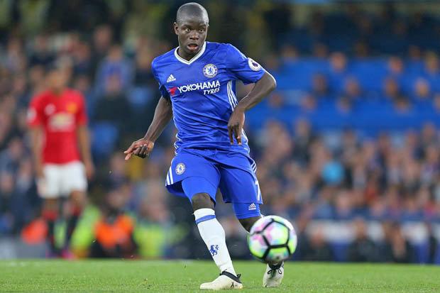 Seleção do campeonato inglês - N'golo Kanté do Chelsea
