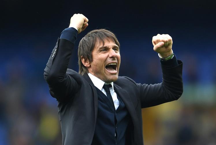Seleção do campeonato inglês - Antonio Conte do Chelsea