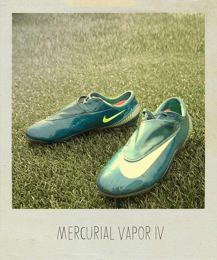 Nike Mercurial 4