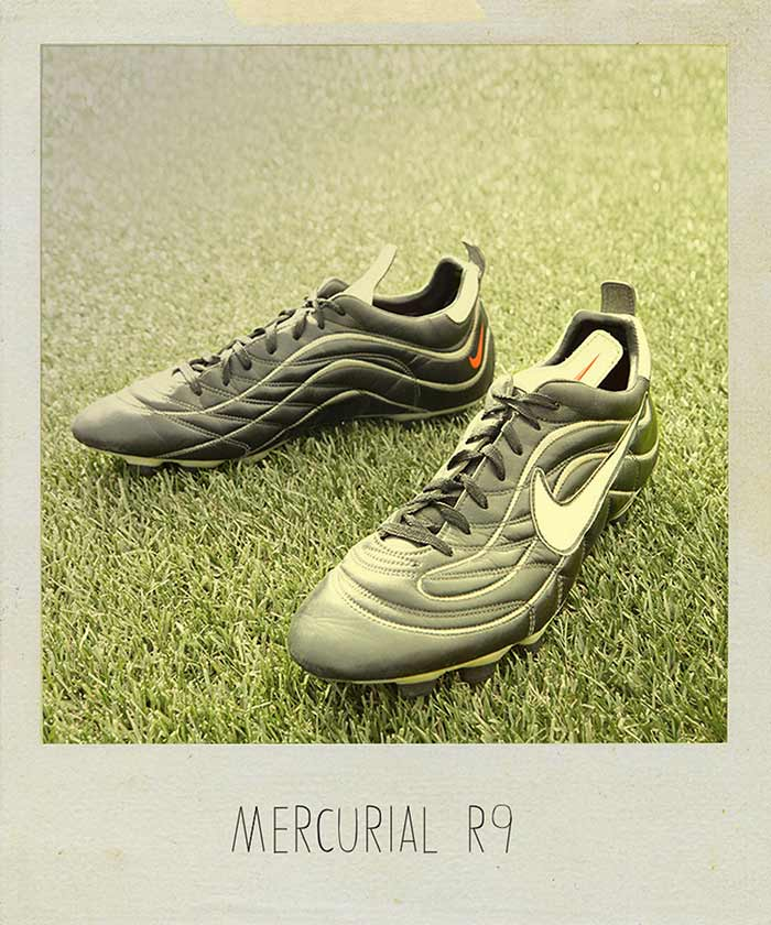 Nike mercurial Origens