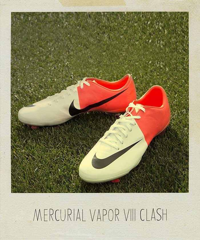 Mercurial vapor 8 clash