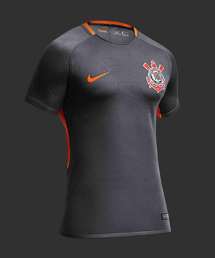 Terceira Camisa do Corinthians 2017