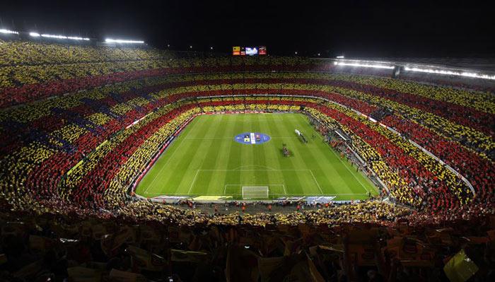 Rivalidades do Futebol - Barcelona x Real Madrid