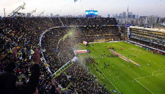 Rivalidades do Futebol - Boca Juniors x River Plate