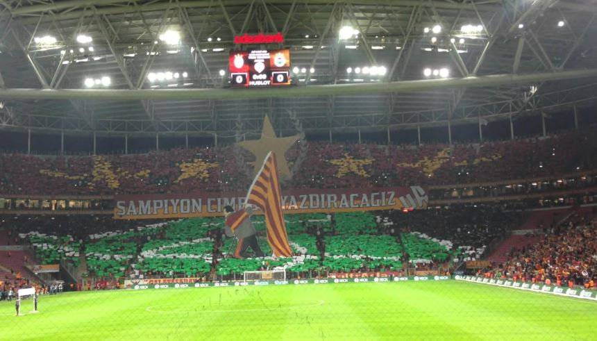 Rivalidades do Futebol - Galatasaray x Fenerbahce