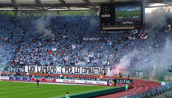 Rivalidades do Futebol - Roma x Lazio
