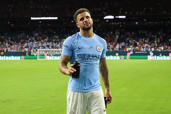 Kyle Walker, uma das contratações do Manchester City