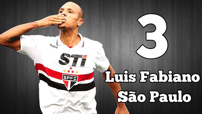 Entrevistas Engraçadas - Luis Fabiano - São paulo
