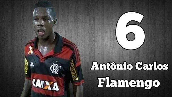 Entrevistas Engraçadas - Antônio Carlos - Flamengo