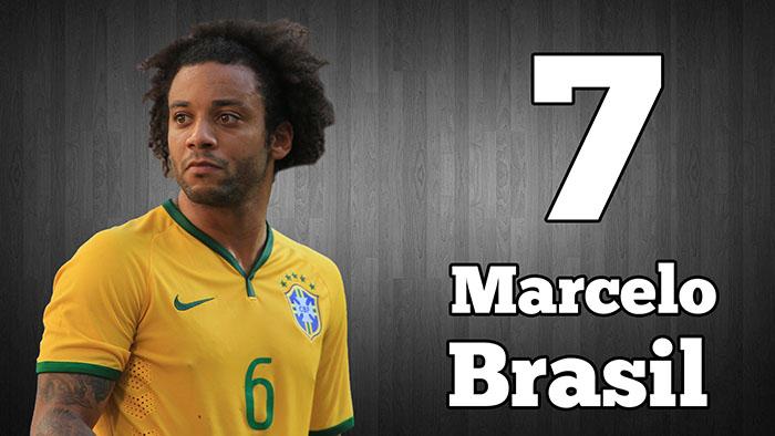 Entrevistas Engraçadas - Marcelo - Seleção Brasileira