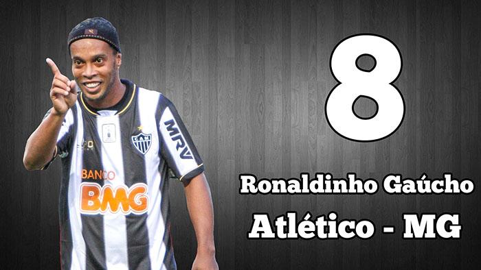 Entrevistas Engraçadas - Ronaldinho Gaúcho - Atlético Mineiro