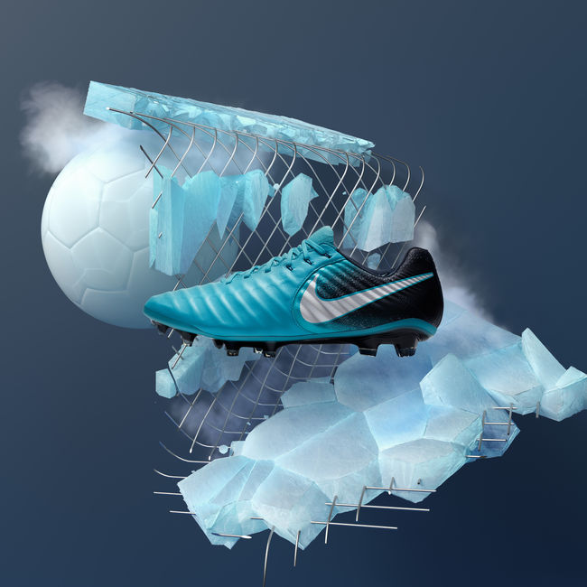 Nova chuteira Nike Sangue Frio