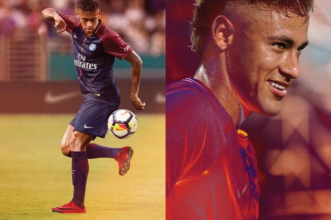 Nova chuteira Nike Sangue Frio Sangue Quente Neymar