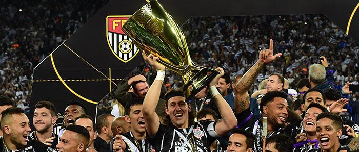 Coritnhians Campeão Paulista