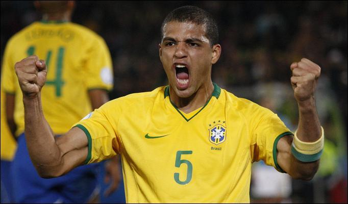 Jogadores mais violentos - Felipe Melo