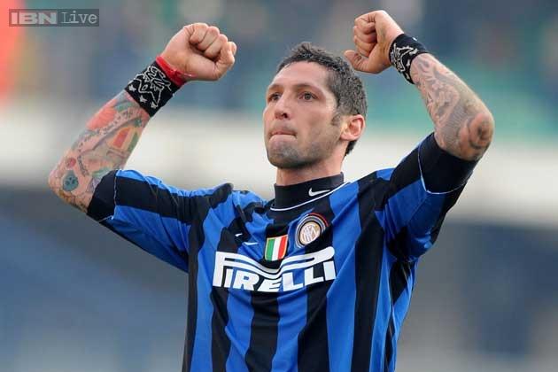 Jogadores mais violentos - Marco Materazzi