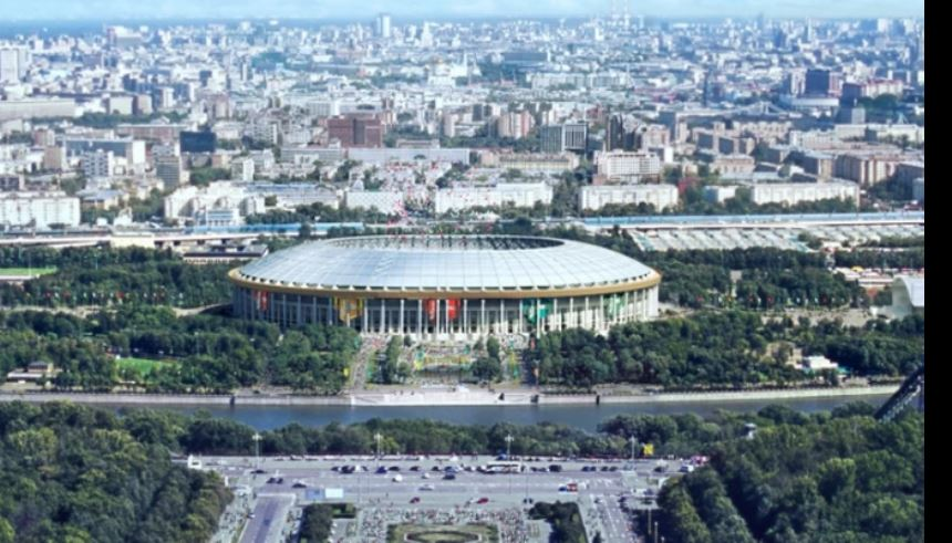 Estádio Luzhniki Copa do Mundo 2018